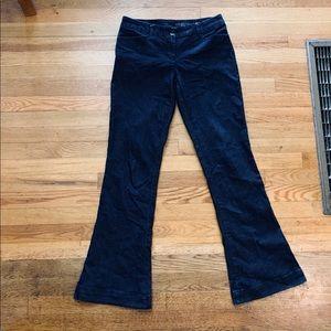 Fit & Flare Trouser Denim Jeans